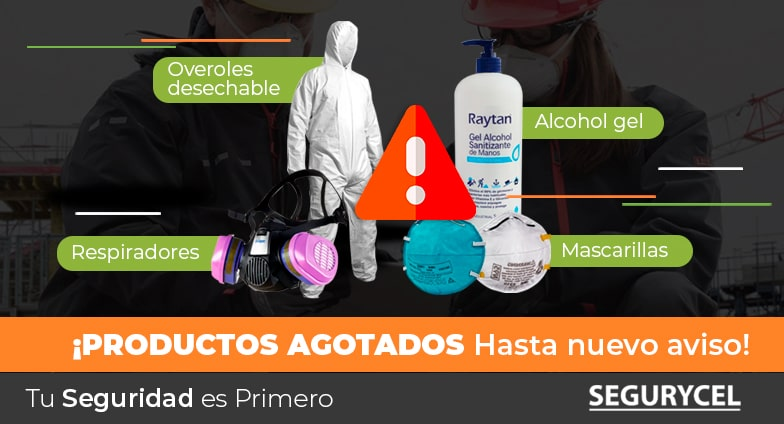 Banner productos sin stock