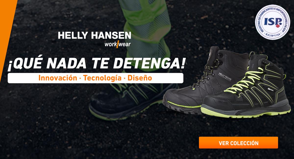 Helly Hansen Workwear Certificado ISP